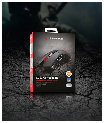Rampage DLM-355 GAMING MOUSE İNCELE